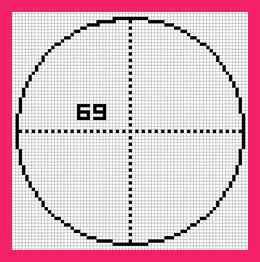 minecraft circle template bio letter format