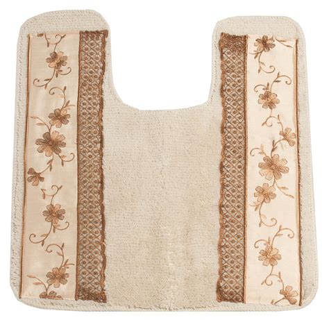 Popular Bath Veronica Bath Collection Bathroom Contour Bathroom Contour Rugs