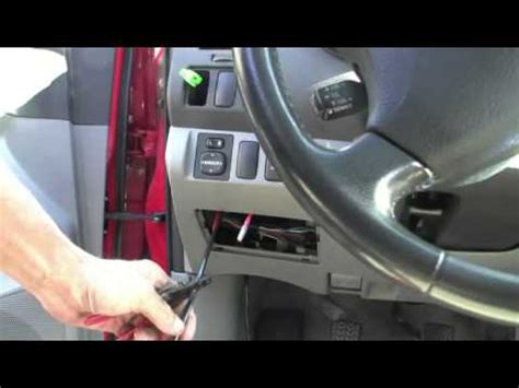 2005 2011 toyota tacoma ultimate fog lights wiring jobs vs