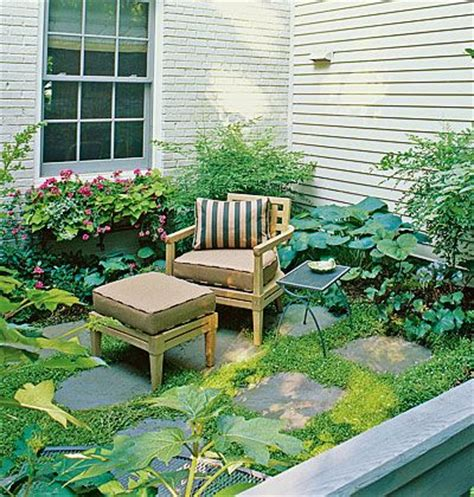 Backyard Ideas No Sun And Ground Covering The Great Outdoors