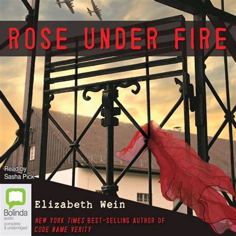 themes in rose under fire rose under fire by elizabeth wein read by sasha pick