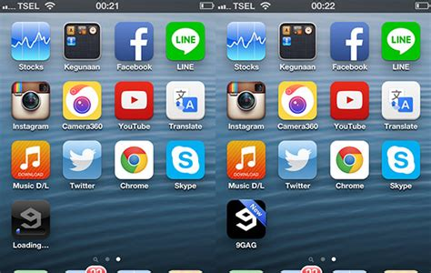 how to install apps on version of ios