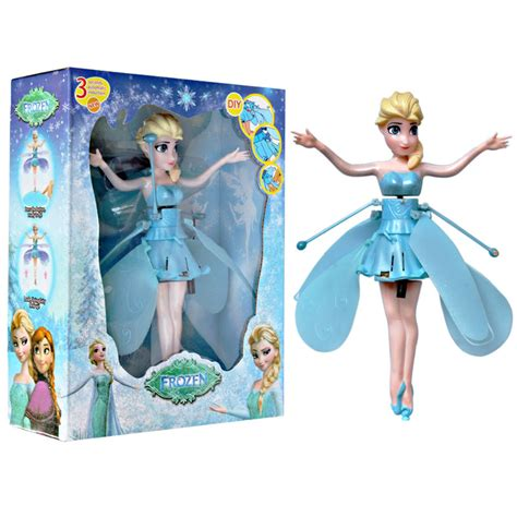 Flying Frozen Elsa Terbang jual flying elsa frozen dolls boneka terbang mainan elsa