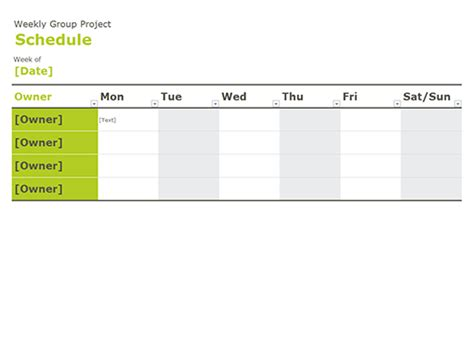 team work schedule template 70 free schedule planner templates word excel