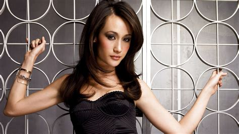 maggie q tattoo maggie q hd wallpaper background images