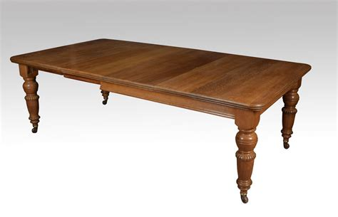 oak dining table antiques atlas