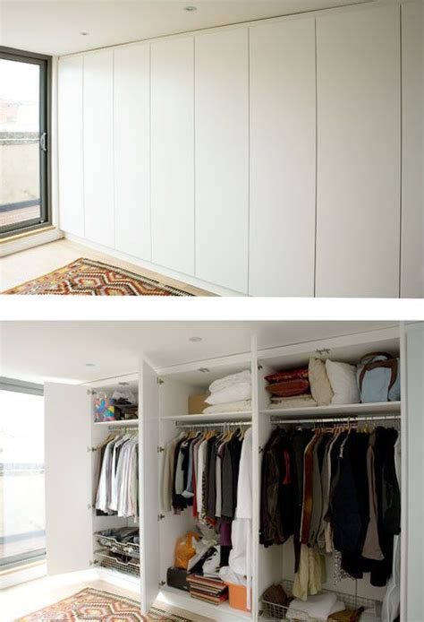 Diy Fitted Bedroom Wardrobes by Best 25 Fitted Wardrobes Ideas On Fitted