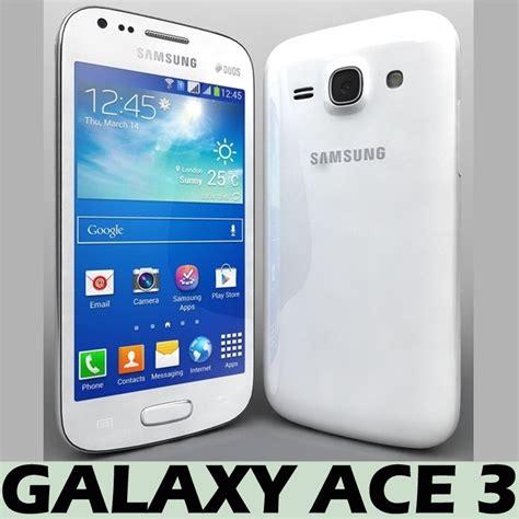 Harga Samsung Galaxy Ace 3 White x