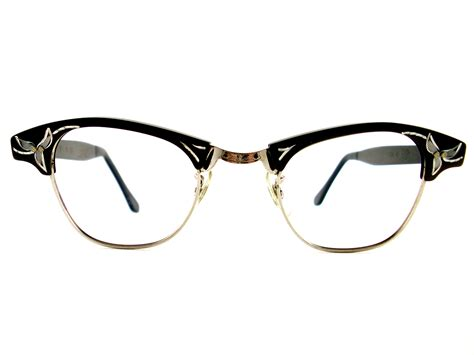 Vintage Eye Cat 1 vintage eyeglasses frames eyewear sunglasses 50s vintage