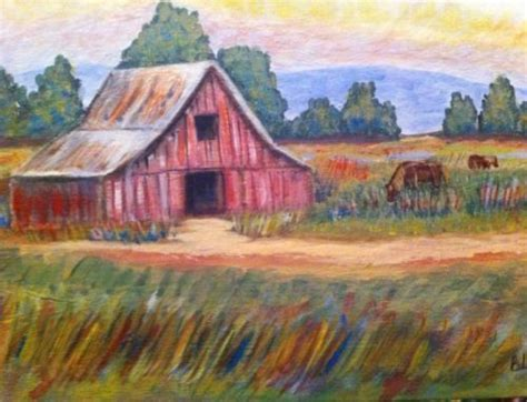 country farm paintings with barn 17 best images about barn on barns