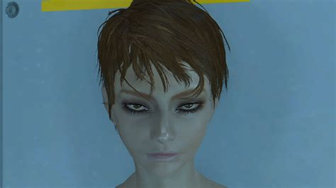 fallout 4 hair color oni hair re texture fallout 4 mod cheat fo4