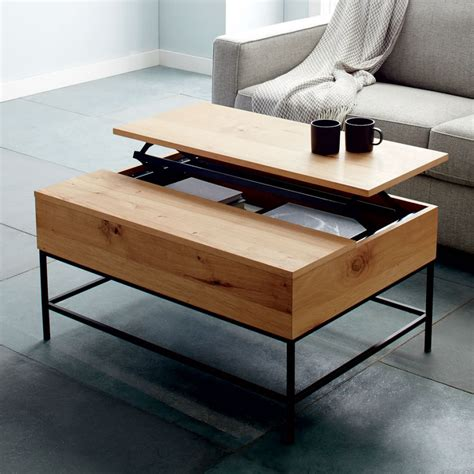 10 Coffee Tables Designed For Storage Core77 Living Room Tables With Storage