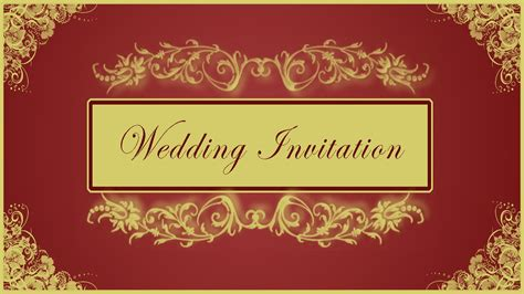 Wedding Invitation Card In Tamil by How To Design Wedding Invitation Card Front Page In
