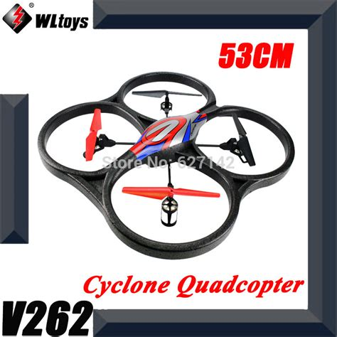 Drone Wltoys V262 free shipping wltoys v262 large rc quadcopter professional