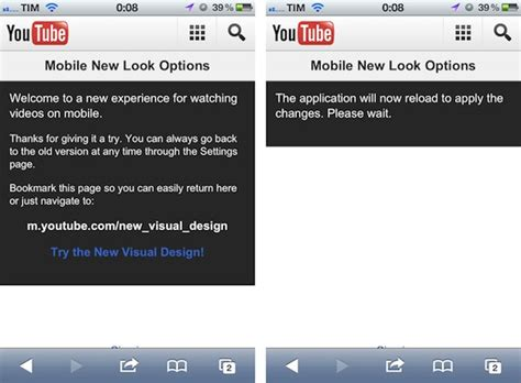 layout youtube mobile youtube testing new mobile layout macstories