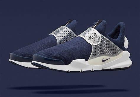 Nike Sockdart Navy fragment design x nike sock dart quot navy quot release date