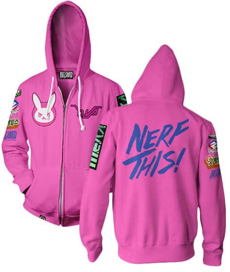 jinx debuts overwatch ultimate hoodies for 2017 sidequesting