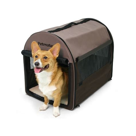 petmate large dog house petmate doskocil co inc dog house indigo extra large walmart com