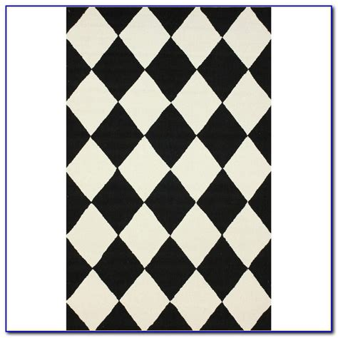 black and white kitchen rugs black and white checkered bathroom rug rugs home design ideas nmrqndb9nw