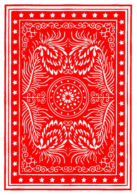 colorful poker card  opengameartorg