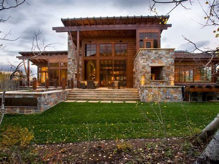 Modern Rustic Homes by Modern Mountain Homes Modern Rustic Homes Modern Rustic