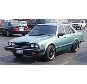 1978 Honda Accord  Information And Photos MOMENTcar