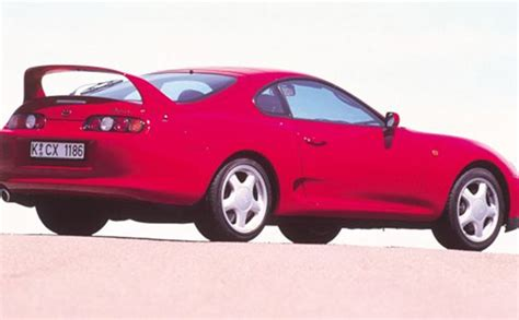History Of The Toyota Supra History Of Toyota Cars Toyota