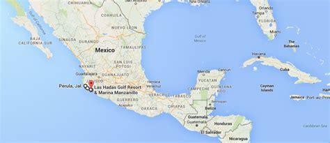 mexico east coast map cruising mexico s sweet costalegre in sailing magazine