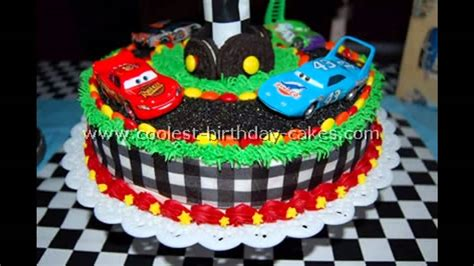 themed cake decorations car themed cake ideas