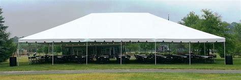 Nachttisch 40 X 40 by 40 X 60 White Frame Tent A Z Rent All