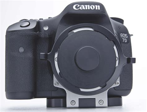 Kamera Dslr Canon 7 D pl mount for canon 7d from fgv and digital times