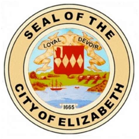Image Gallery newark new jersey seal