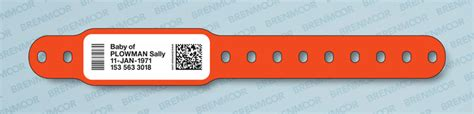 hospital band template image library brenmoor