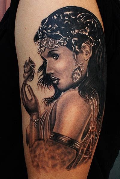 Greek moon goddess tattoo top aphrodite ancient images for pinterest
