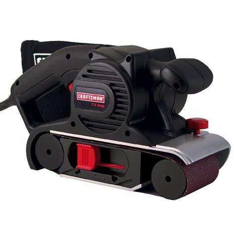 Cheap Craftsman 3 X 21 In Belt Sander 8 Amp Electric