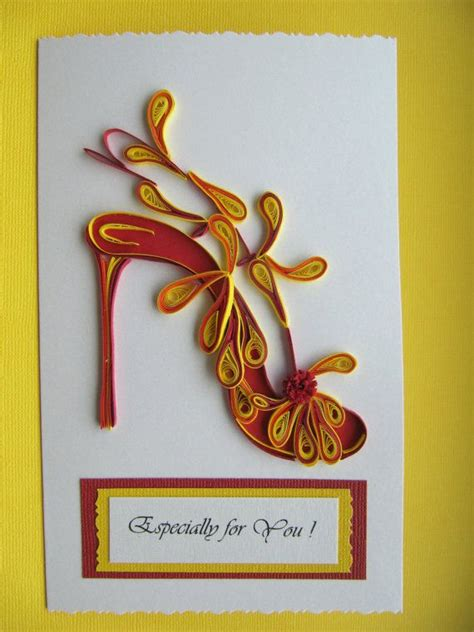 quilling art greeting card birthday wedding mother s 129 best images about quilled people on pinterest
