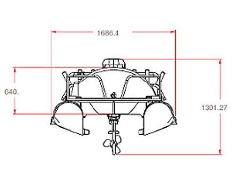 boat dimensions outboard motor dimensions impremedia net