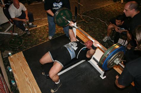 chris confessore bench press interview with powerlifter ryan celli as published in