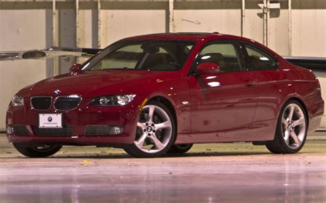 2009 bmw 335i xdrive coupe review 2009 bmw 335i coupe drive and review motor trend