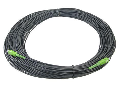 Sc Drop kabel światłowodowy patchcord sc apc sc apc drop 140m
