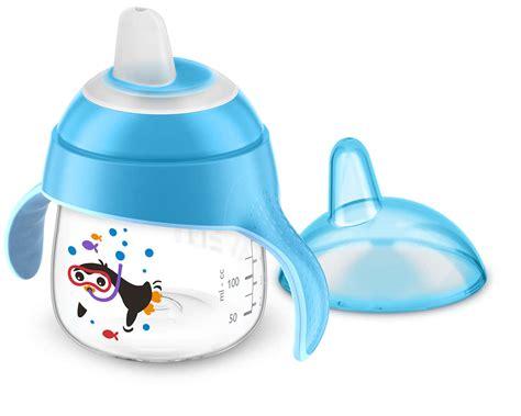 Gelas Philips Avent Sip No Drip Spout Toddler Cup 18m 340ml 61 spout cup scf751 15 avent