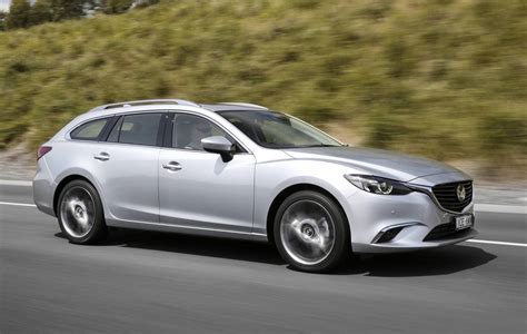 mazda range 2016 2016 mazda6 range in australia updated with added safety