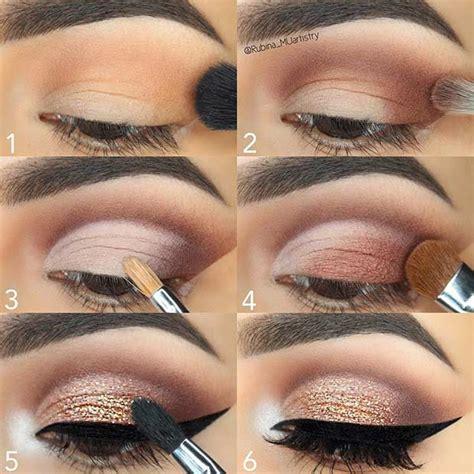 eyeshadow tutorial instagram 21 easy step by step makeup tutorials from instagram