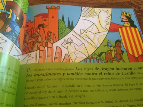 historia de arag 243 n para ni 241 os