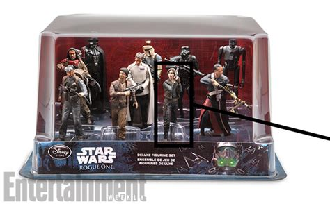 Figure One 1 Set rogue one a wars story reveals from ew the