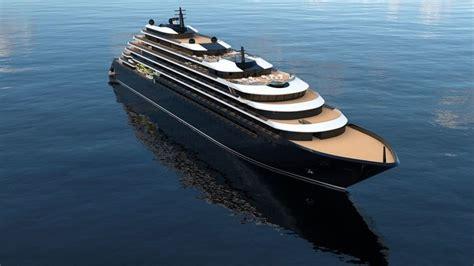 yacht style boat ritz carlton launches luxury yacht style cruise line fox