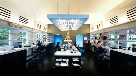 cool office introducing the coolest interior spaces in singapore