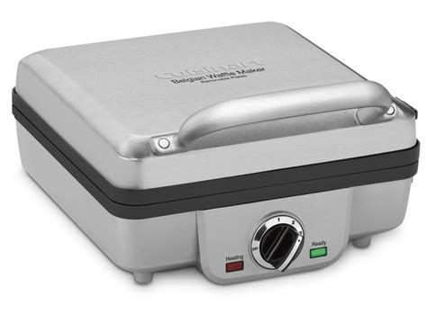 WAF 300   Belgian Waffle Maker with Pancake Plates   Waffle Makers   Products   Cuisinart.com