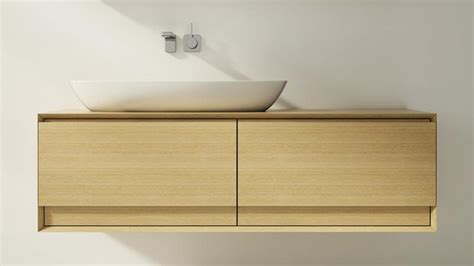 Wetstyle Vanity by 18 Quot Height Bathroom Vanity The M Collection Wetstyle