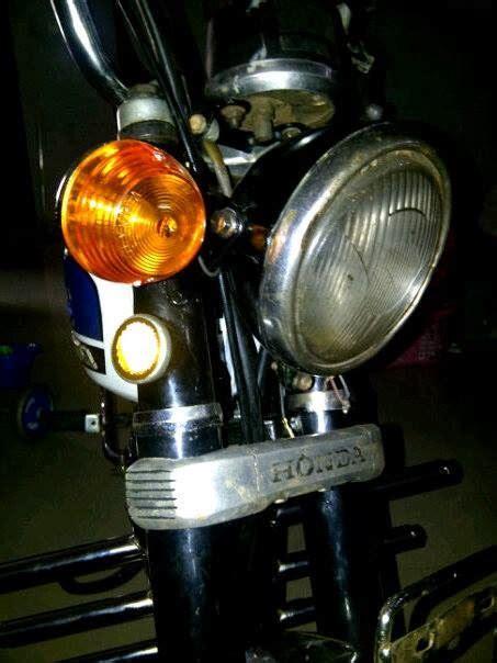 Baut As Shock Depan Honda Cb100 bursa classic indonesia aneka variasi cb dari a sai z